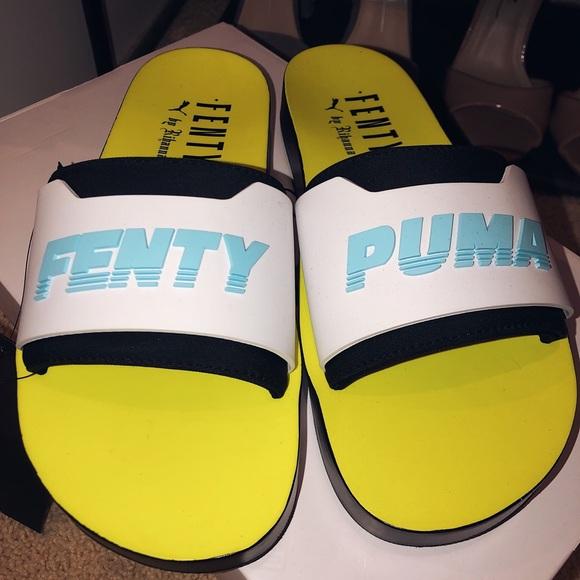 304dc297bbb282 FENTY PUMA SURF SLIDES